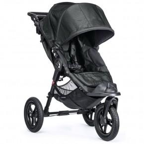 Baby Jogger City Elite Single klappvogn - Titanium