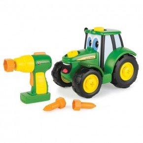 John Deere Bygg en traktor - Grønn