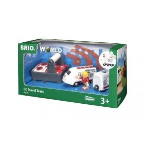 BRIO World - Fjernstyrt Passasjertog - 33510