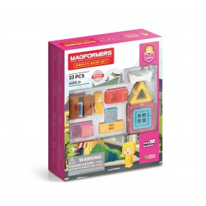 Magformers Maggy´s hus