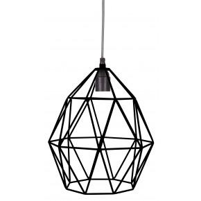 KidsDepot WIRE Pendel lampe - Svart (Ø27cm)