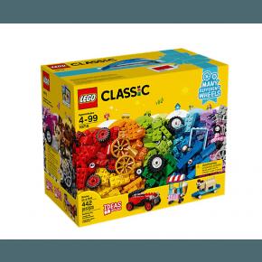 LEGO CLASSIC - Klosser på Hjul - 10715