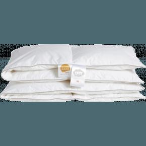 Quilts of Denmark Dozy juniordyne gåsedun varm - 100x140 cm