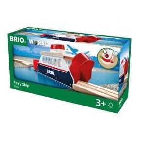 BRIO World - Ferge med Lys og Lyd - 33569