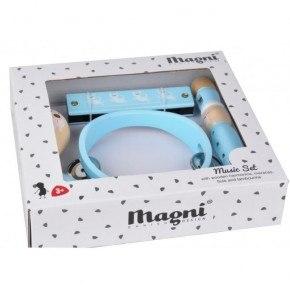 Magni Musikksett - Blå
