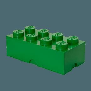LEGO Oppbevaringsboks 8 - Grønn