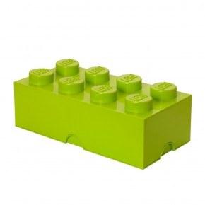 LEGO Oppbevaringsboks 8 - Limegrønn