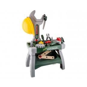 Klein Bosch Junior verktøybenk - Grønn