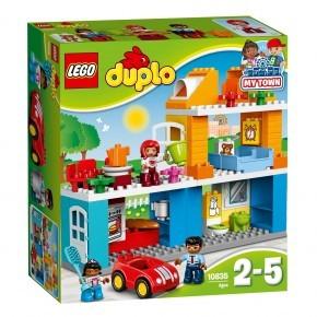 LEGO DUPLO - Familiehus - 10835