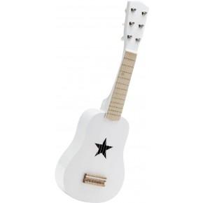 Kids Concept Gitar - Hvit