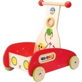 Hape - Gåvogn - Wonder Walker - Rød