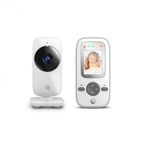 Motorola Babyalarm MBP481 med Video