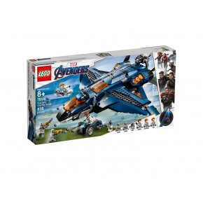LEGO Super Heroes Avengers ultimate jetfly - 76126