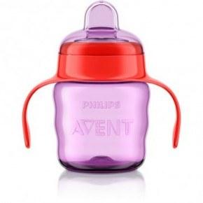 PHILIPS AVENT Klassisk kopp med drikketut 200 ml. for jenter