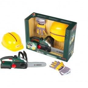 Klein Bosch arbeidssett - Grønn og gul