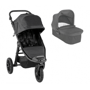 Baby Jogger City Elite 2 kombivogn inkl. lift - Granite