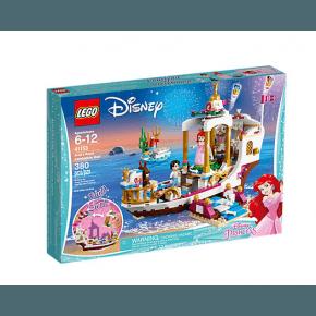 LEGO DISNEY PRINCESS - Ariels Royale Festbåt - 41153