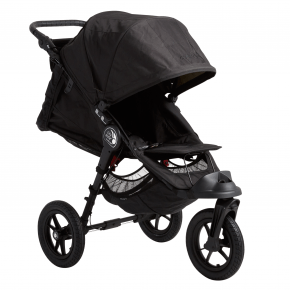Baby Jogger City Elite Single klappvogn - Svart