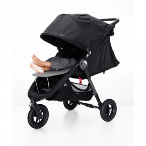 Baby Jogger Fotstøtte til City Mini/GT Single og Double