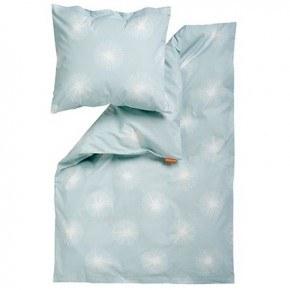 Leander Misty blue 70 X 100 + 40 X45 - Babysengetøy