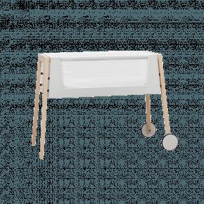 Leander Linea Side by Side babyseng m. madrass - Bøk