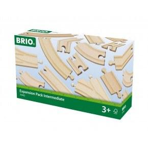 BRIO World - Skinnesett - 16 Deler - 33402
