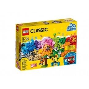 LEGO CLASSIC - Klosser og Tannhjul - 10712