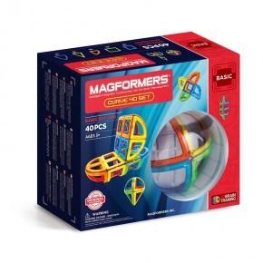 Magformers Curve 40 Sett