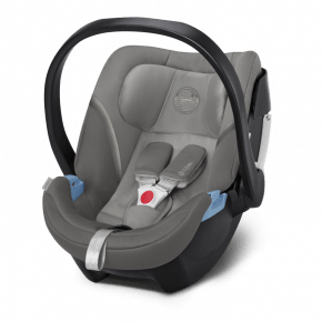 Cybex Aton 5 bilstol - Soho Grey 2020