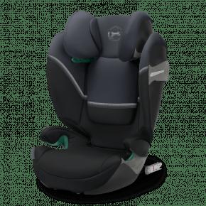 Cybex Solution S i-Fix bilstol - Granite Black