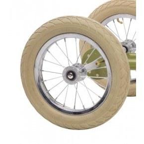 TRYBIKE Hjulsett 2-3 Hjul - Beige