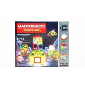 Magformers Neon LED sett