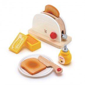 Hape - Pop-Up Toaster Set