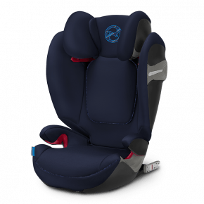 Cybex Solution S-fix bilstol (2019) - Indigo Blue