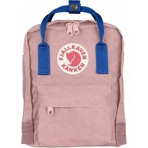 Fjällräven Mini Kånken ryggsekk - Pink/Air Blue