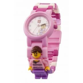 LEGO Classic Armbåndsklokke - Rosa