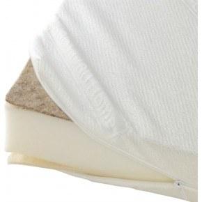 BabyDan Comfort Vuggemadrass 40x84 cm - hvit