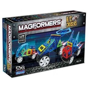 Magformers R/C Custom Cruisers Sett