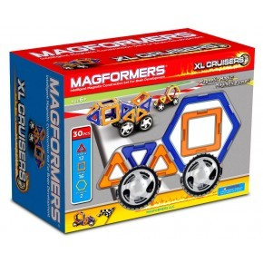 Magformers XL Cruisers Car Sett