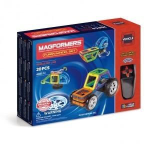 Magformers Funny Wheel Sett