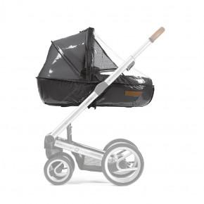 Mutsy i2 regntrekk til babybag - Gjennomsiktig