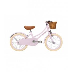 Badwood Vintage sykkel - Klassisk rosa