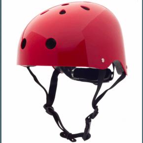 Trybike CoConuts Sykkelhjelm - Rød, str. XS