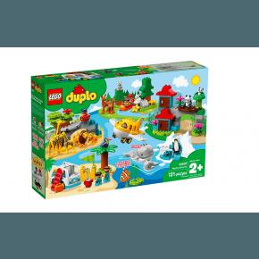 LEGO Duplo Verdens dyr - 10907