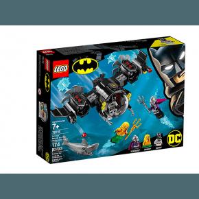 LEGO Super Heroes Batmans ubåt - 76116