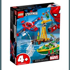 LEGO Super Heroes Spiderman diamantkupp - 76134