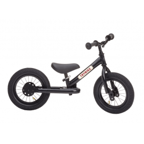 TRYBIKE 2 hjuls balansesykkel - Svart