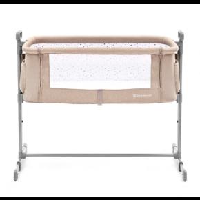 Kinderkraft NESTE bedside crib - beige