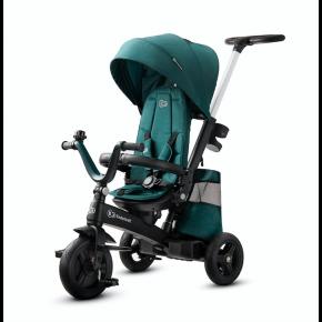 Kinderkraft EASYTWIST tricycle - midnight green