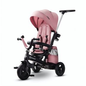 Kinderkraft EASYTWIST tricycle - mauvelous pink